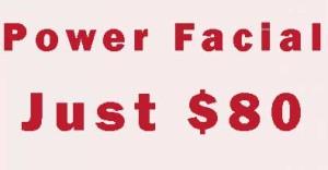 power-facial